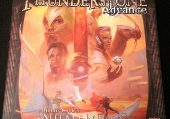 Written Review – Thunderstone Advance: Numenera