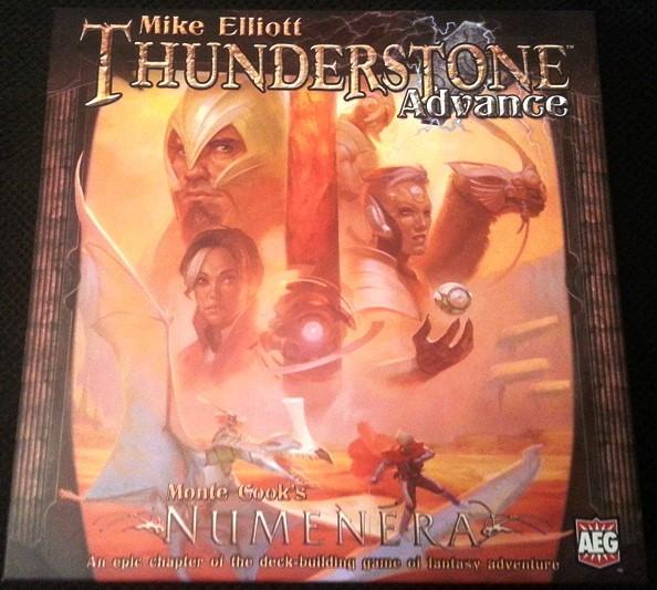 Written Review – Thunderstone Advance: Numenera