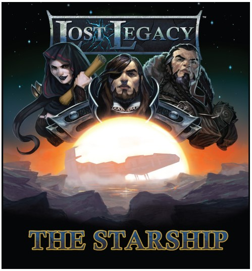 Written Review – Lost Legacy: The Starship
