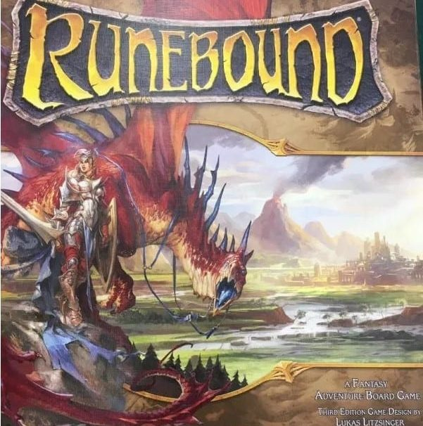 The Five Play Review: Runebound 3rd Edition