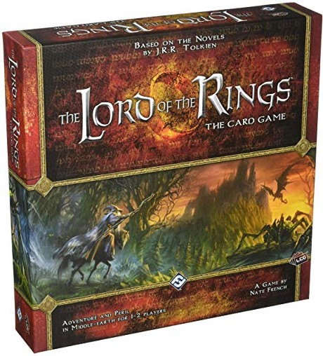 The Lord Of The Rings – The Hunt for Storage