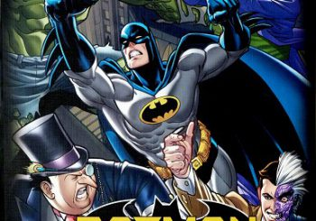 Video Review – Batman:Gotham City Strategy Game