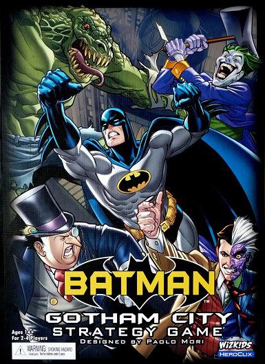 Video Review – Batman:Gotham City Strategy Game