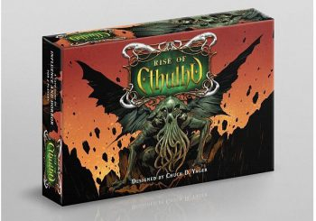 Interview with Rise of Cthulhu's Chuck Yager