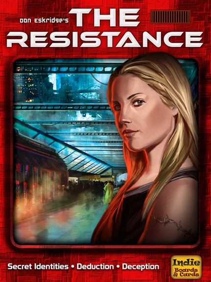 Written Review – The Resistance