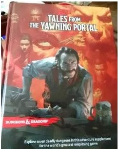 Written Review – D&D 5th Edition: Tales from the Yawning Portal