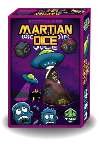 Written Review – Martian Dice