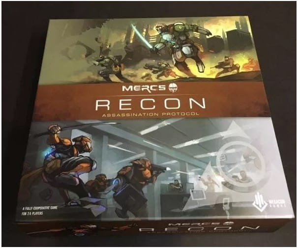 The Five Play Review: Mercs Recon