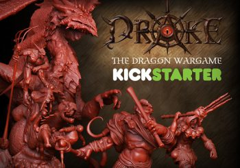 Drake : The Dragon Wargame Launched On Kickstarter