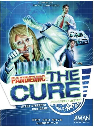 Written Review – Pandemic: The Cure