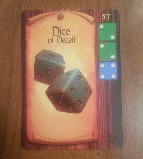 king's forge dice of deceit