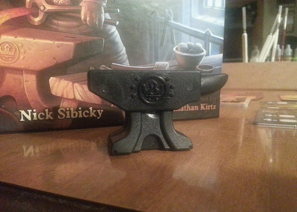 king's forge sweet anvil
