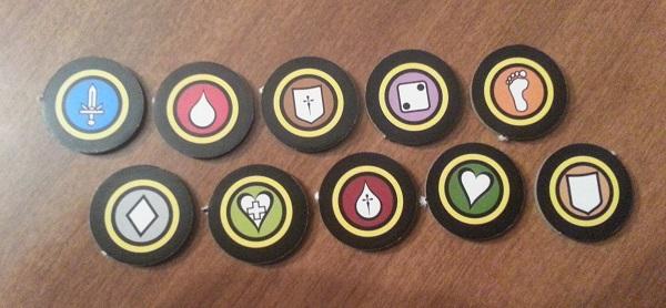Radiance tokens