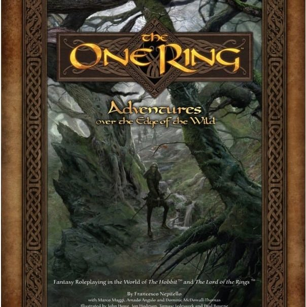 Written Review – The One Ring RPG 1st Edition
