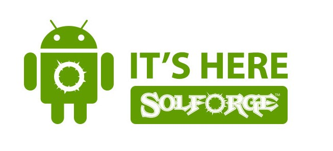 SolForge Makes Its Way To Android