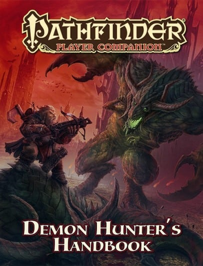 Written Review – Demon Hunter's Handbook Pathfinder Player Companion