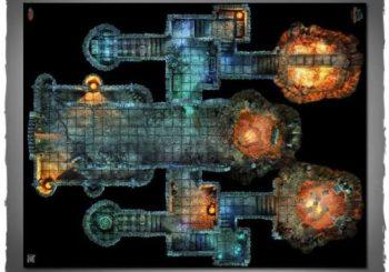 Deep-Cut Studio Reveals Two New RPG Maps