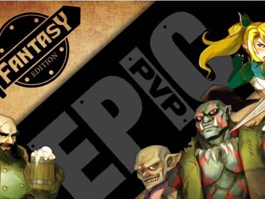 AEG and Fun to 11 Take To Kickstarter With Epic PVP