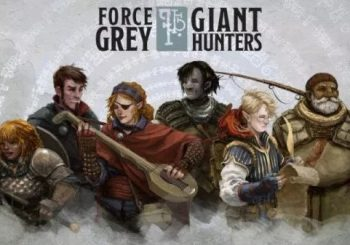 Force Grey: Giant Hunters Now Available on The Nerdist!