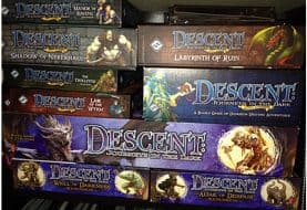 The Five Play Review: Descent: Journeys in the Dark: Road to Legend (Second Edition)