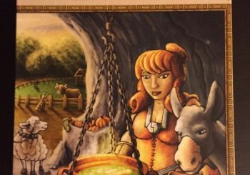 Written Review – Caverna: The Cave Farmers