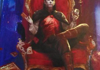 Written Review – D&D 5th : Curse of Strahd