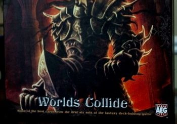 Written Review – Thunderstone Advance : Worlds Collide