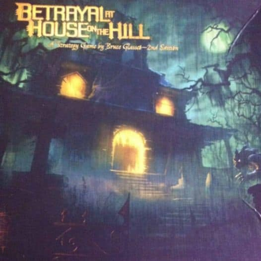 Guest Post: Written Review – Betrayal At House On The Hill