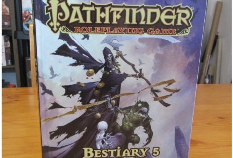 Video Review – Pathfinder Bestiary 5
