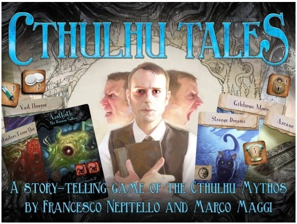 Cubicle 7 Releases Cthulhu Tales Card Game on Kickstarter